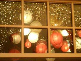orienal lanterns